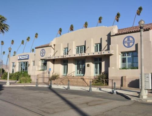 The Santa Fe Depot